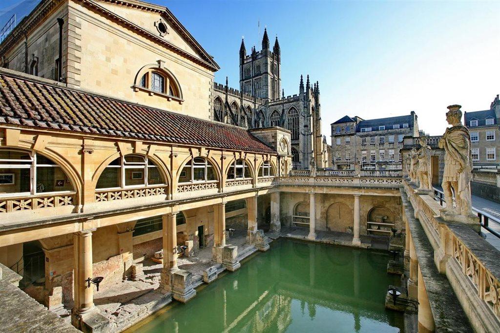 Anglické perly - Londýn, Oxford, Bath a Hampton Court Palace