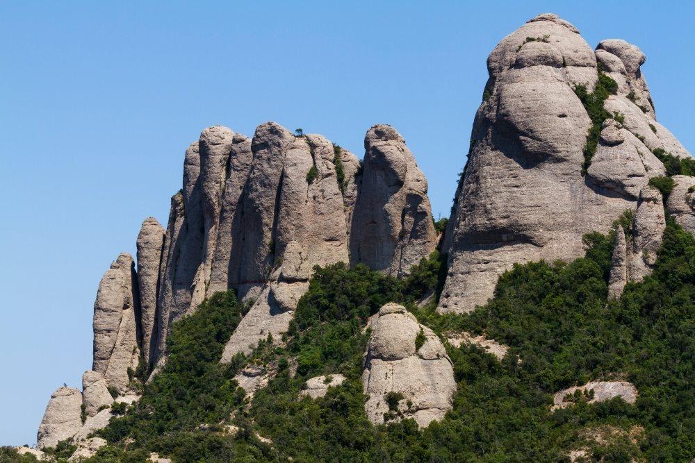 Španělsko - Katalánsko - Montserrat