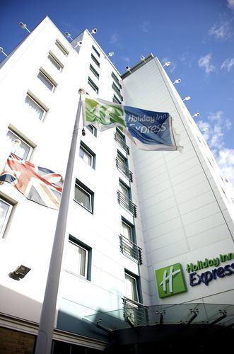 Londýn - hotel Holiday Inn Express Croydon