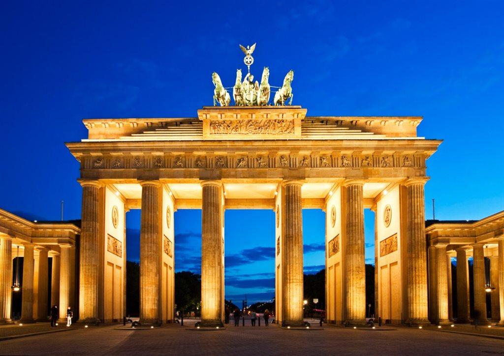 Berlín - Braniborská brána