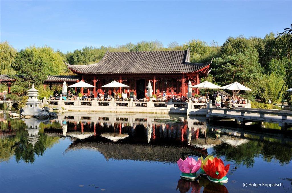 IGA BERLIN 2017 - Čínská zahrada
