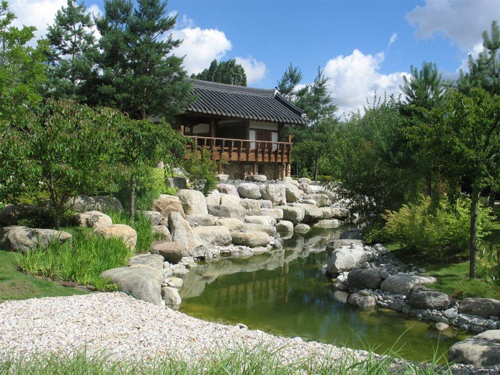 IGA BERLIN 2017 - Korejská zahrada