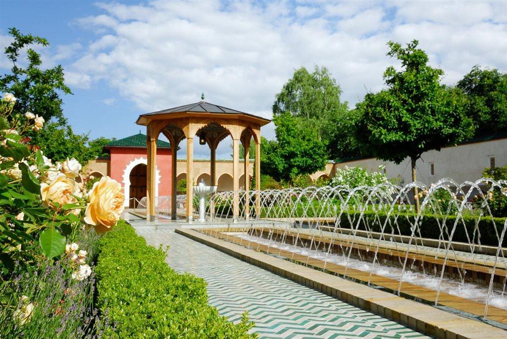 IGA BERLIN 2017 - Orientální zahrada