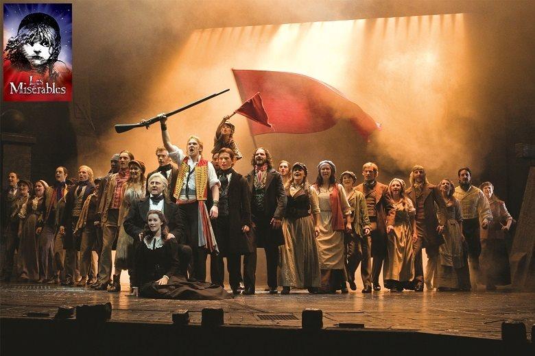 Muzikálový Londýn - Les Misérables (Queens Theatre)