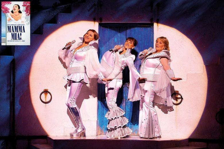 Muzikálový Londýn - Mamma Mia! (Novello Theatre)