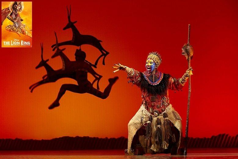 Muzikálový Londýn - The Lion King (Lyceum Theatre)
