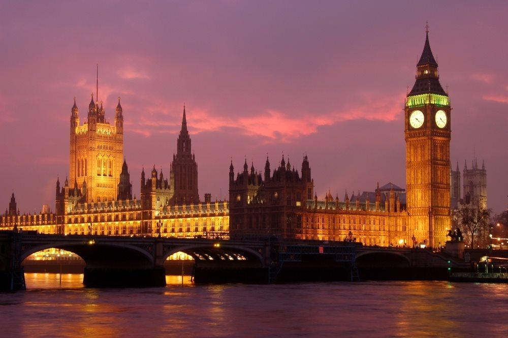 Velká Británie - Anglie - Londýn - Big Ben