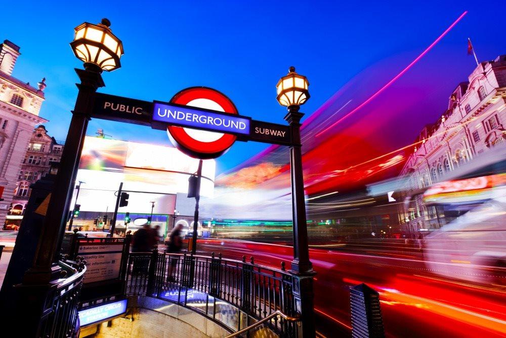 Velká Británie - Anglie - Londýn - Piccadilly Circus