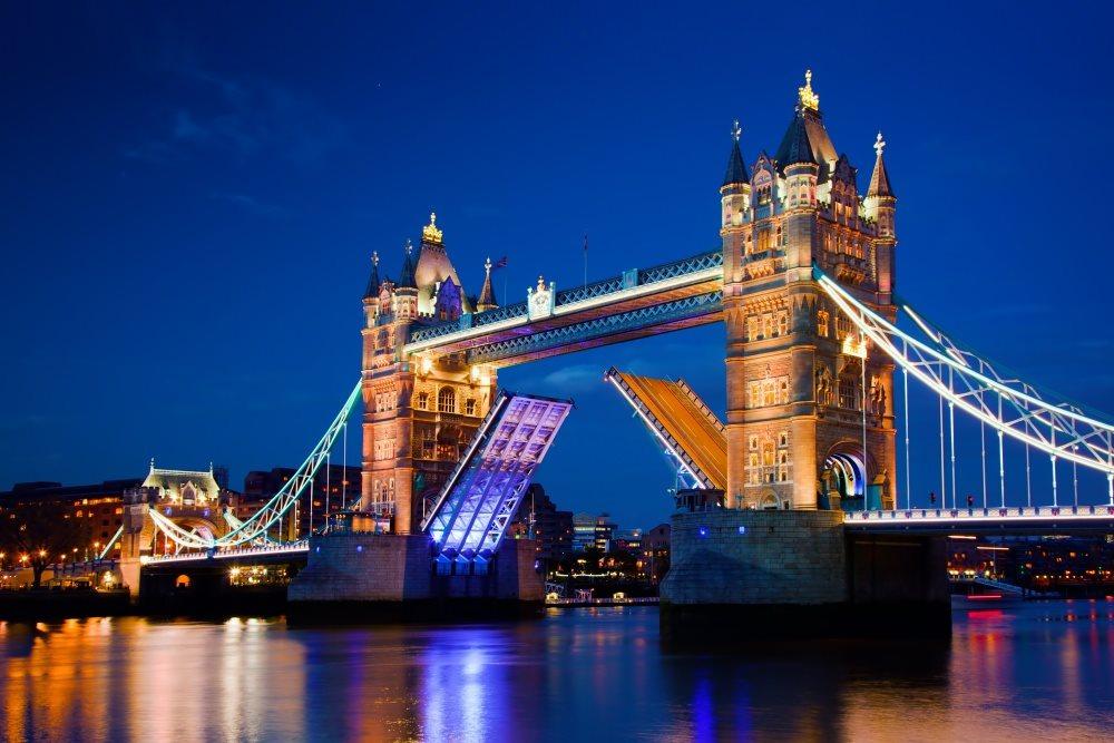 Velká Británie - Anglie - Londýn - Tower Bridge