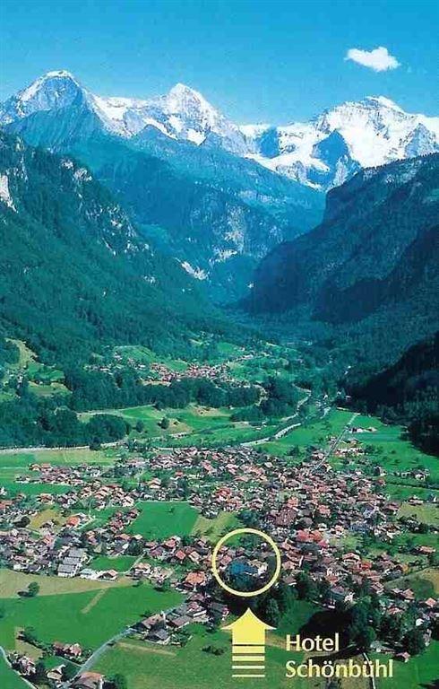 Švýcarsko - To nejlepší ze Švýcarska - Wilderswil - hotel Sch&#246