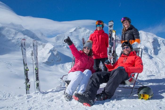 St. Moritz - 4 denní lyžařský balíček s polopenzí