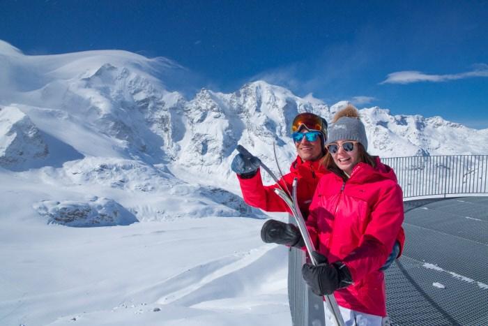 St. Moritz - 5 denní lyžařský balíček s polopenzí