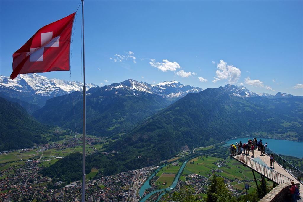Švýcarsko - to nejlepší ze Švýcarska - švýcarská příroda