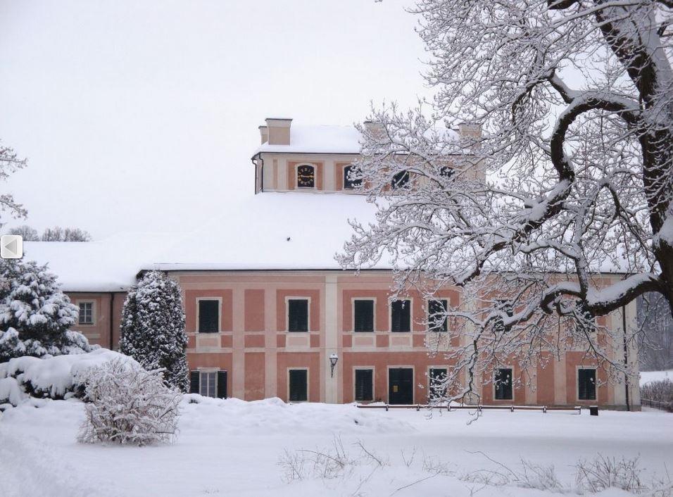 Výsledek obrázku pro zimní Ratibořice