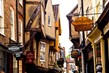 Anglie - York - The Shambles